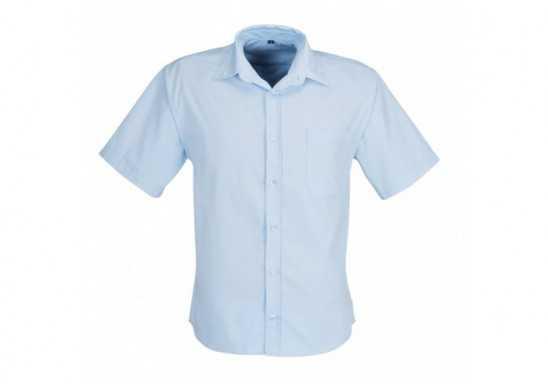 US Basic Mens Short Sleeve Milano Shirt