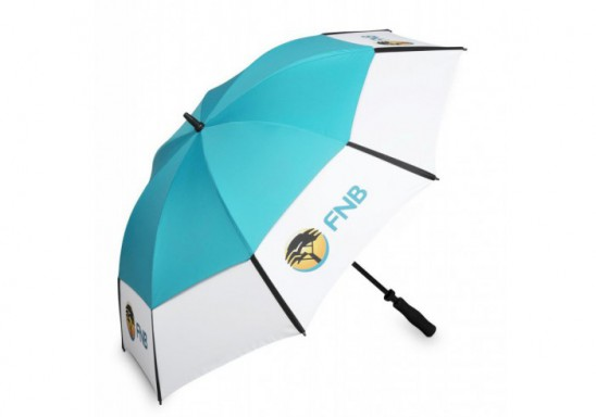 Royalty Golf Umbrella - Turquoise Only