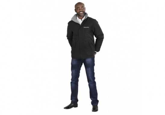 US Basic Hastings Mens Parka