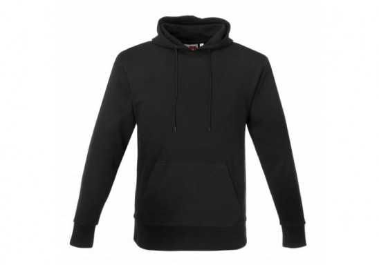 US Basic Mens Omega Hooded Sweater - Black
