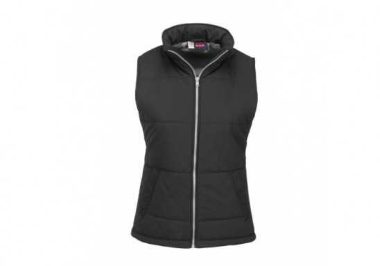 US Basic Ladies Rego Bodywarmer - Black