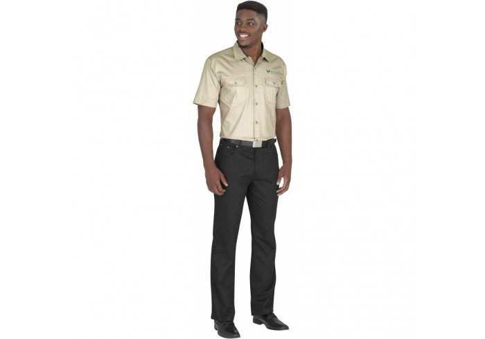 US Basic Mens Short Sleeve Wildstone Shirt