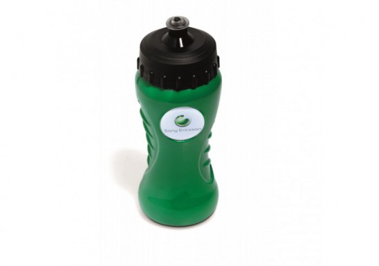 Curves-500 Water Bottle - 500ml - Green Only