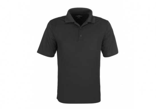 Mens Edge Golf Shirt - Black