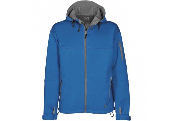 Slazenger Catalyst Mens Softshell Jacket - Blue