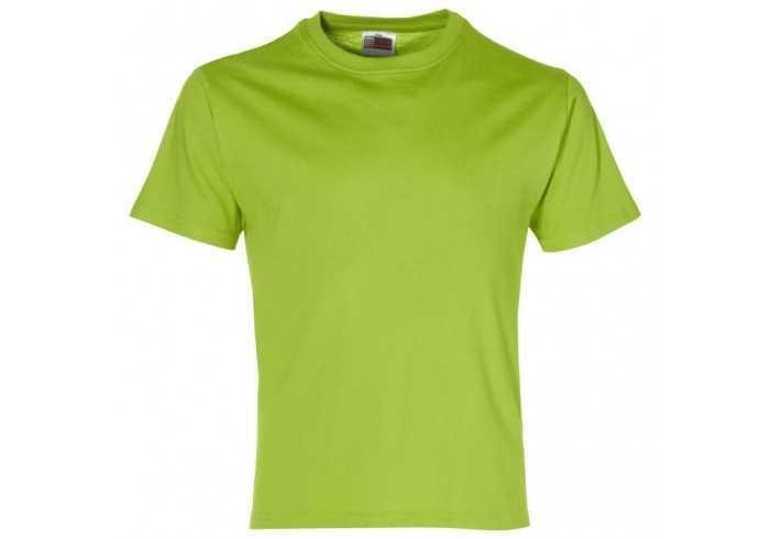 US Basic Super Club 150 Kids T-Shirt - Lime