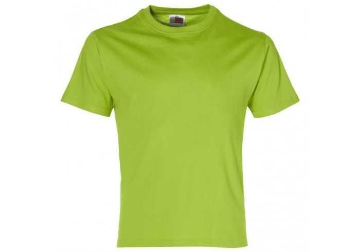 US Basic Super Club 150 Kids T-Shirt - Lime
