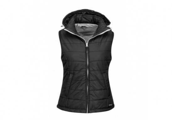 Slazenger Ladies Evolution Bodywarmer - Black