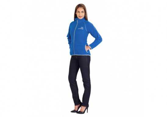 Slazenger Ignition Ladies Micro Fleece Jacket