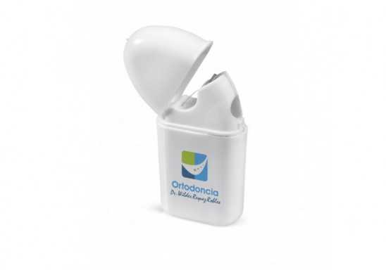 Smilezone Dental Floss & Mints - White