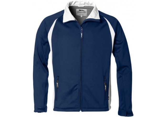 Slazenger Apex Mens Softshell Jacket - Navy