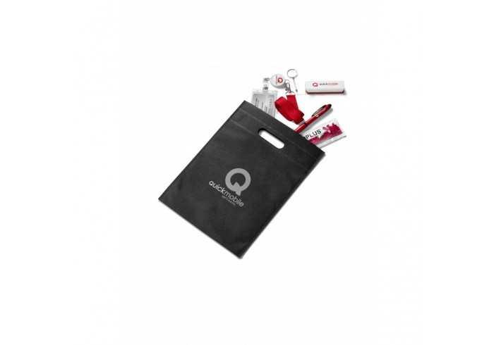 Bounce Mini Gift Bag - Black