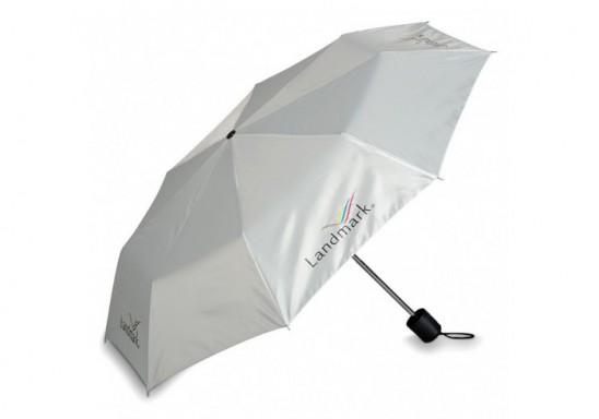Tropics Compact Umbrella- Grey Only