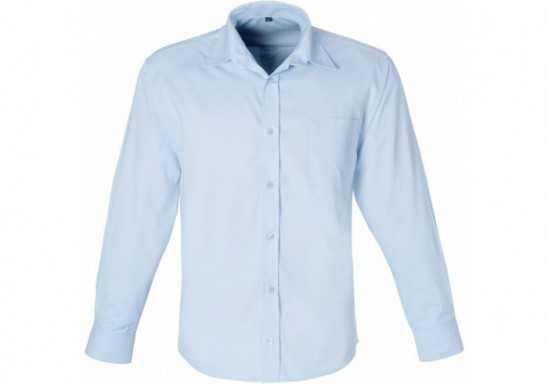 US Basic Mens Long Sleeve Milano Shirt