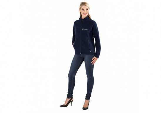 Slazenger Storm Ladies Micro Fleece Jacket