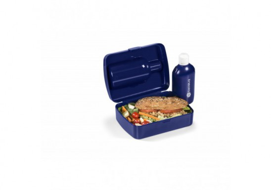 2 - In-1 Lunch Buddy - Navy Only