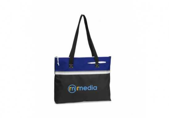 Pioneer Conference Tote - Blue