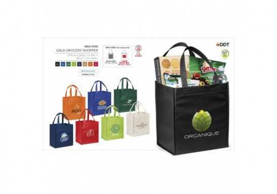 Gala Grocery Shopper - Black