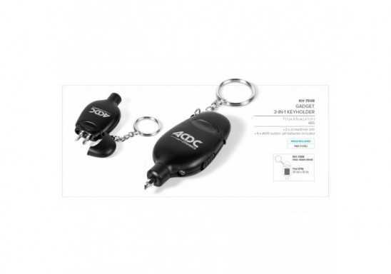 Gadget 3-In-1 Keyholder