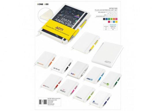 Plaza Notebook Set