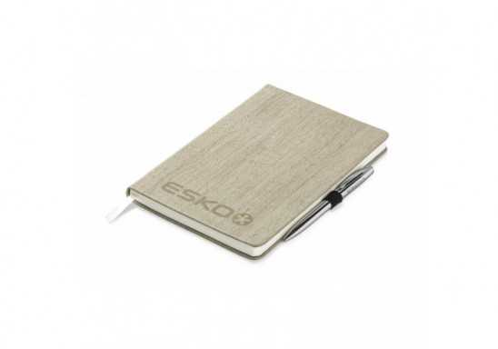 Oakridge Notebook Set - Brown