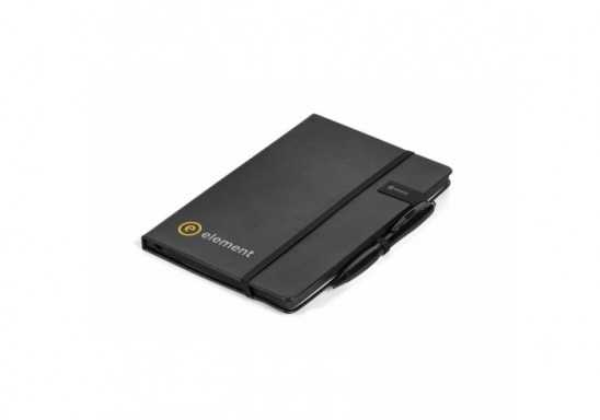Century Usb Notebook Set - Black