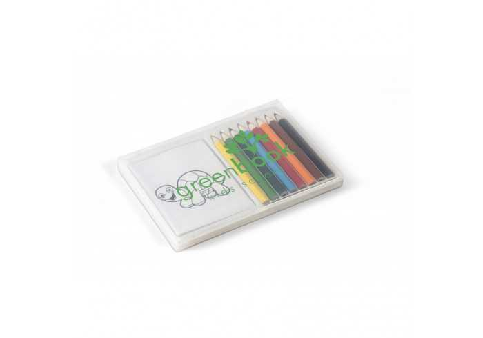 Spectra Colouring Set - White