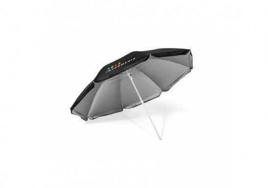 Paradiso Beach Umbrella - Black