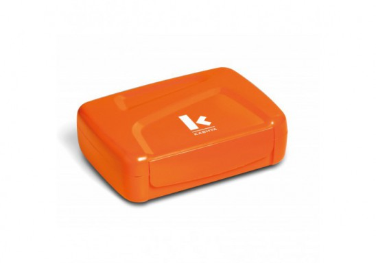 Eureka Lunch Box - Orange Only