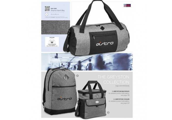 Greyston Sports Bag