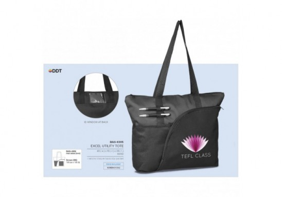 Excel Utility Tote