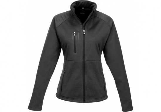 Ladies Laurel Oak Softshell Jacket - Dark Grey