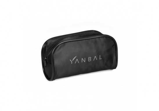 Isabella Cosmetic Bag - Black