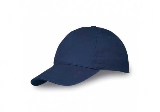 Us Basic Memphis 5 Panel Cap - Navy