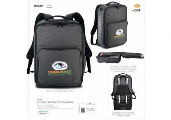 Elleven Traverse Tech Backpack