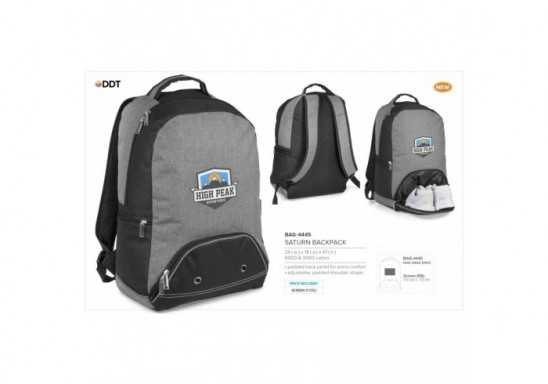 Saturn Backpack - Grey