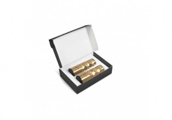 Meteor Tumbler Gift Set - Gold