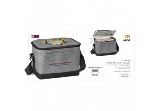 Greyston 6-Can Cooler