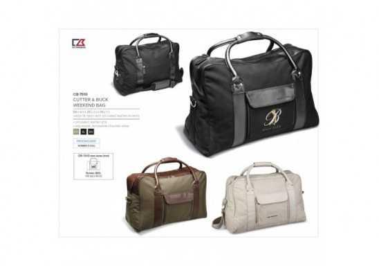 Cutter & Buck Weekend Bag