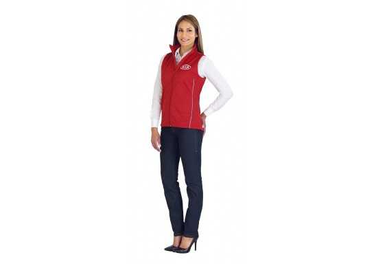 US Basic Cromwell Ladies Softshell Bodywarmer