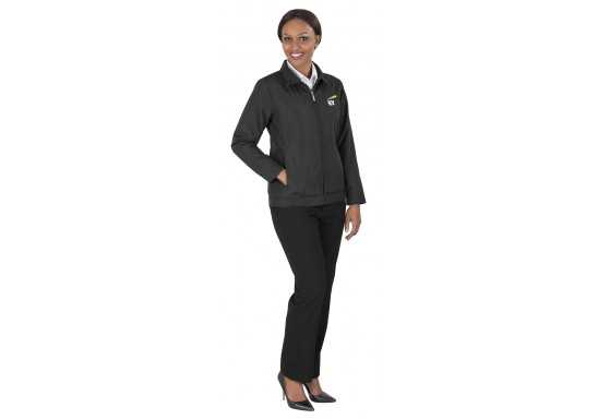 US Basic Benton Ladies Executive Jacket - Black