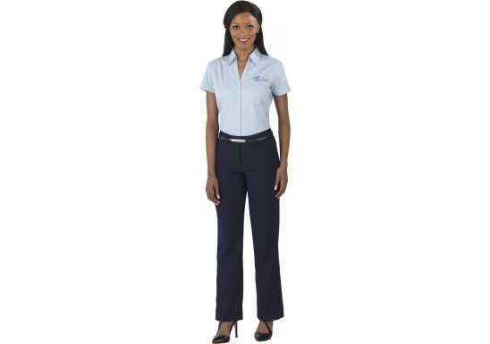 Metro Ladies Short Sleeve Shirt