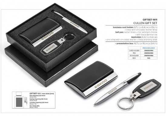 Cullen Gift Set