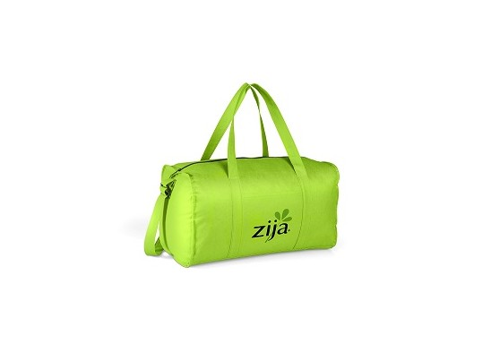Monza Sports Bag - Lime Only