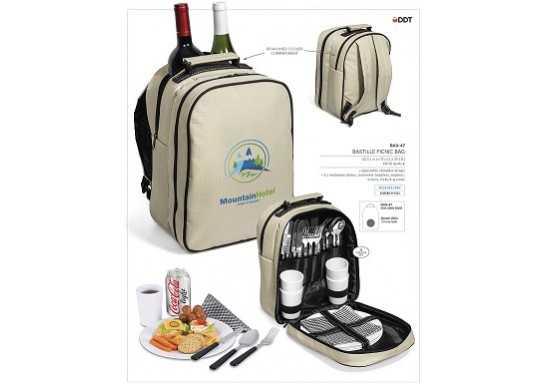 Bastille Picnic Bag