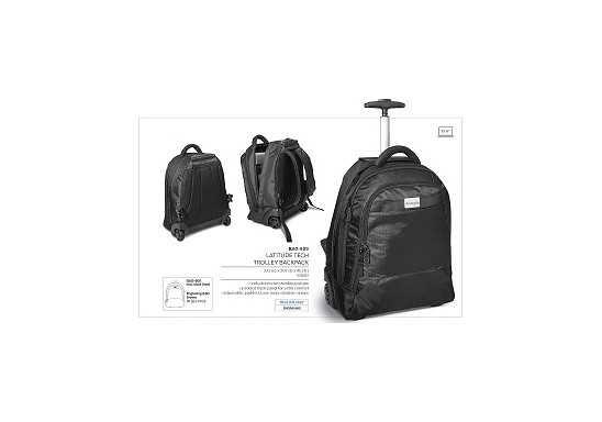Latitude Tech Trolley Backpack