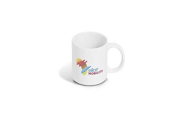 Café Au Lait Mug (Bulk Packed) - White