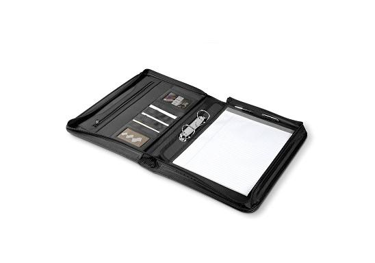 Onyx A4 Zip Around Folder