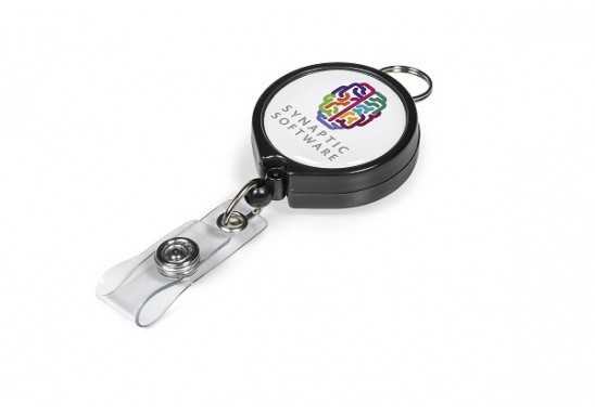 Klasp Badge Reel