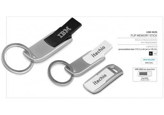 Xd Design Flip Memory Stick